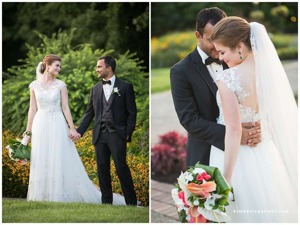 A Tropical-Inspired Wedding at the Franklin Park Conservatory 88