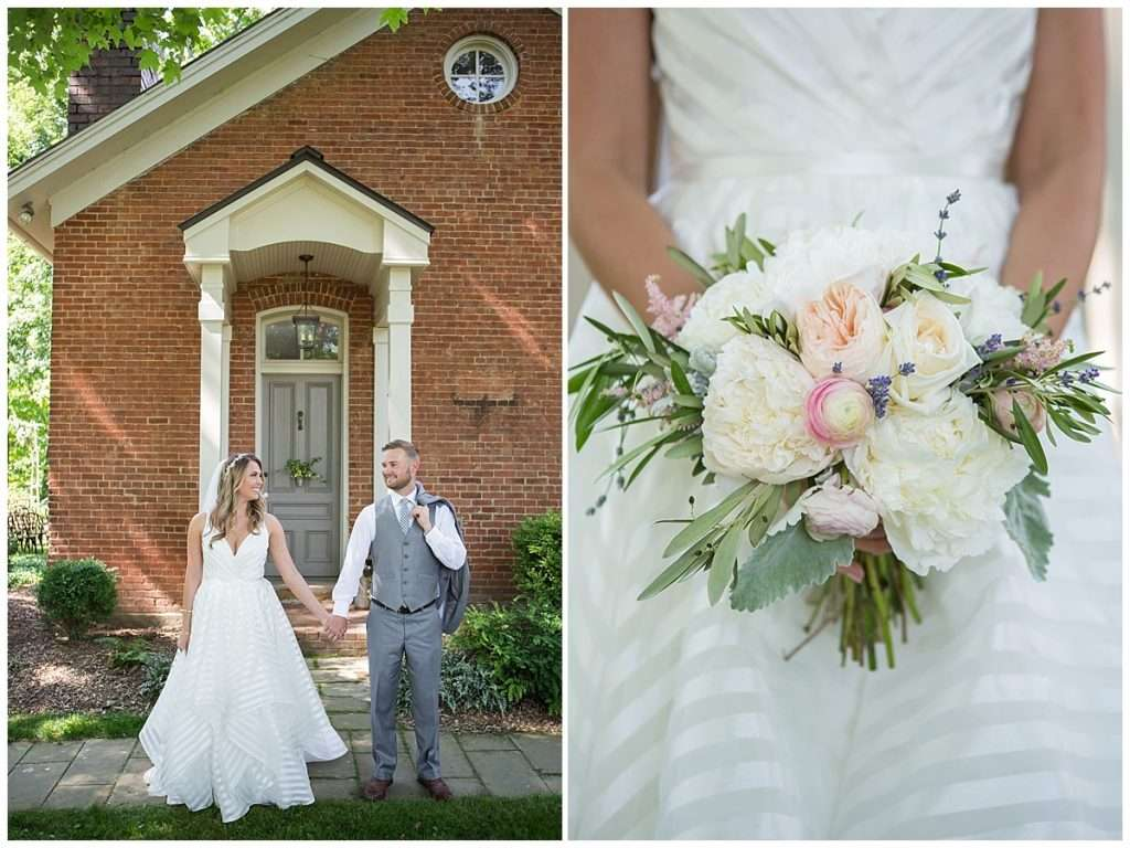 Glamorous Backyard Wedding in Southern Ohio 48