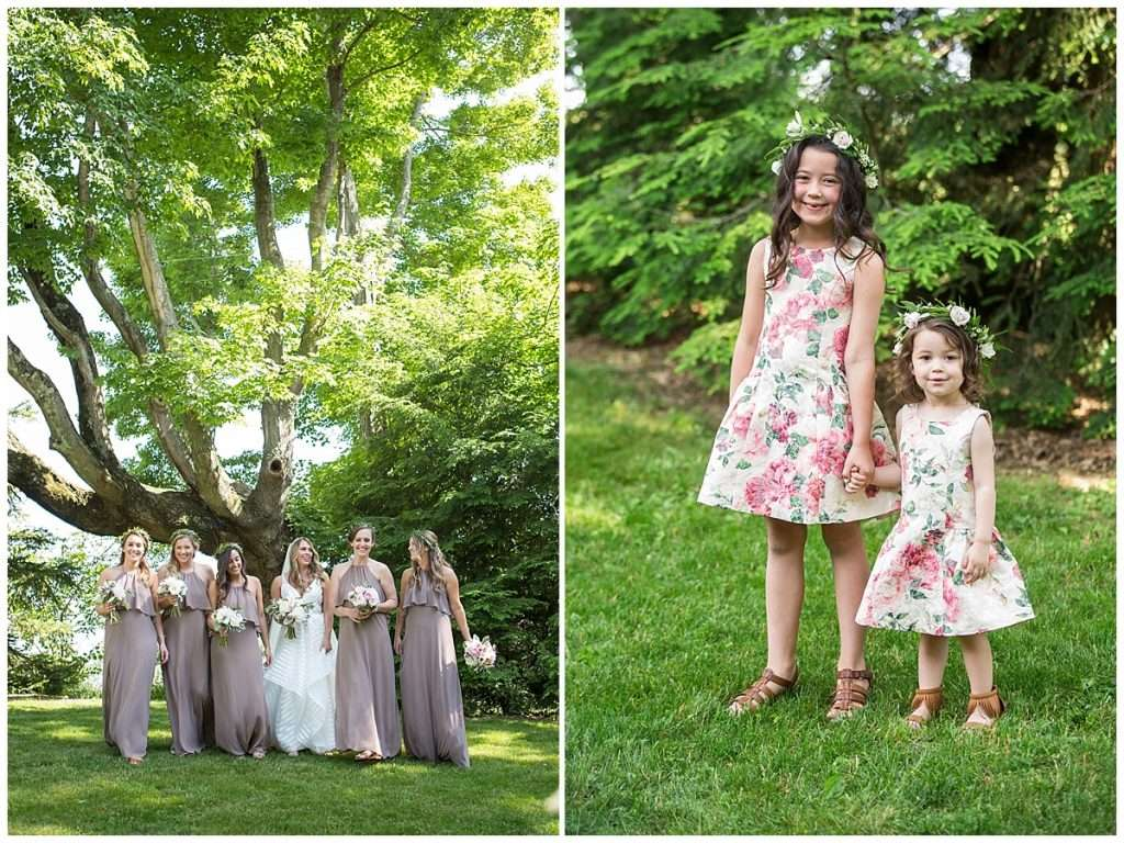 Glamorous Backyard Wedding in Southern Ohio 64