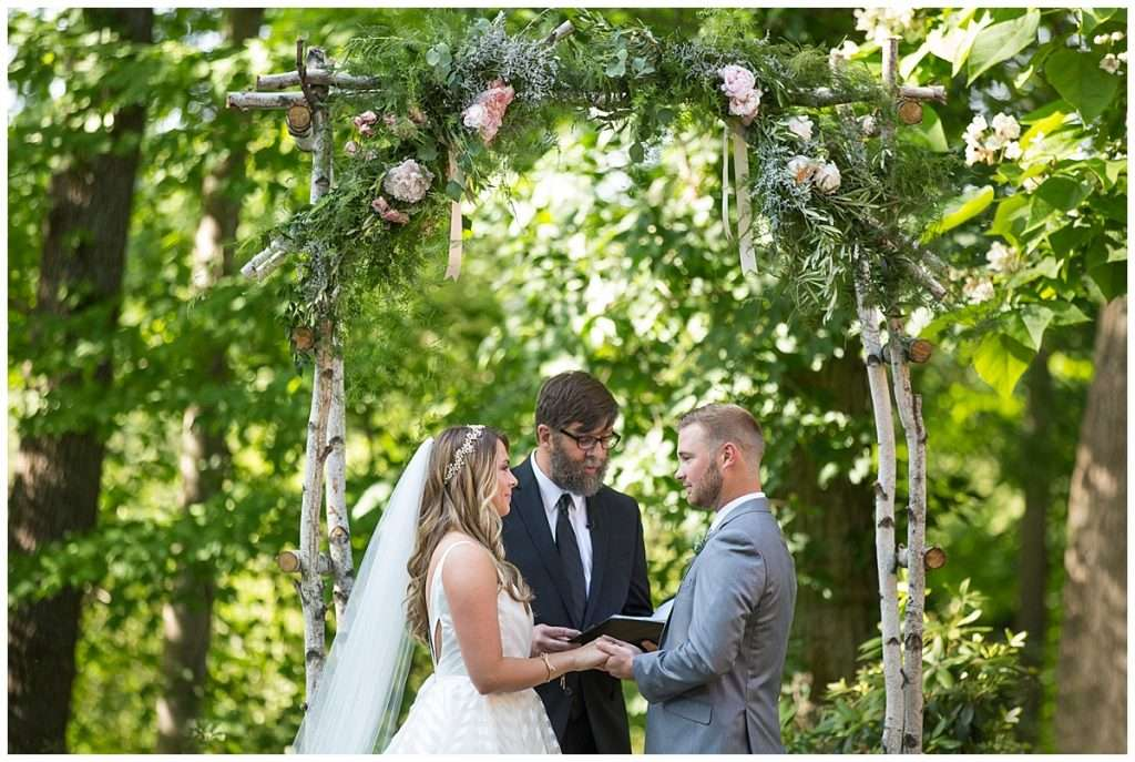 Glamorous Backyard Wedding in Southern Ohio 80