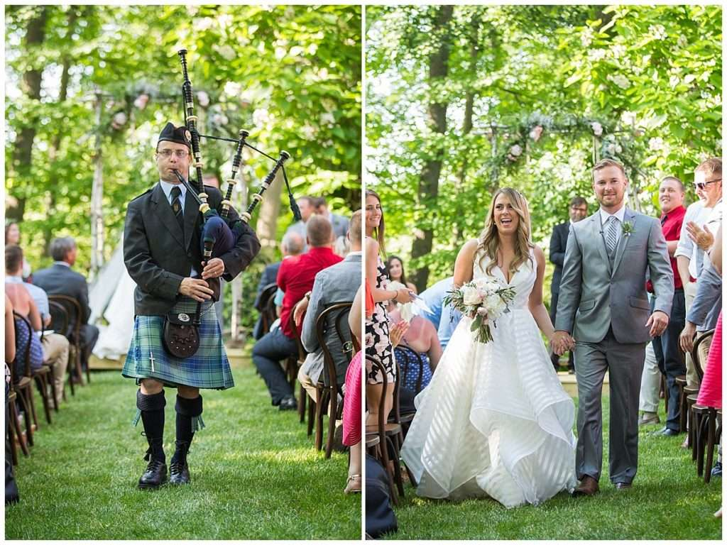 Glamorous Backyard Wedding in Southern Ohio 98