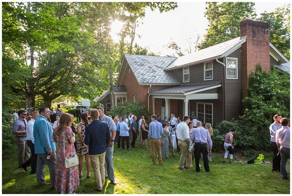 Glamorous Backyard Wedding in Southern Ohio 100