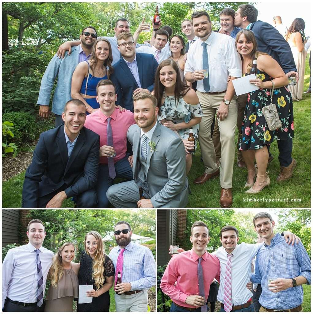 Glamorous Backyard Wedding in Southern Ohio 104