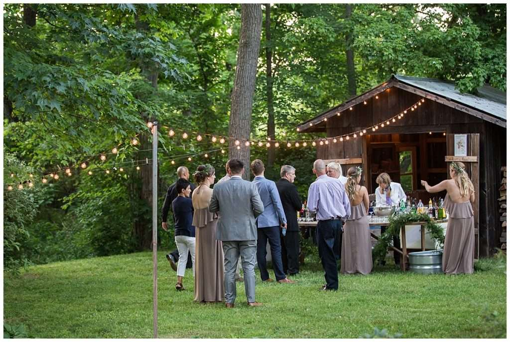 Glamorous Backyard Wedding in Southern Ohio 108