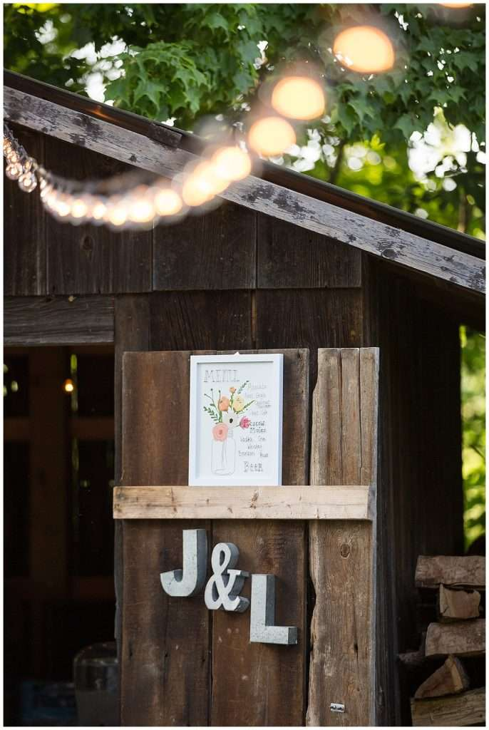 Glamorous Backyard Wedding in Southern Ohio 110