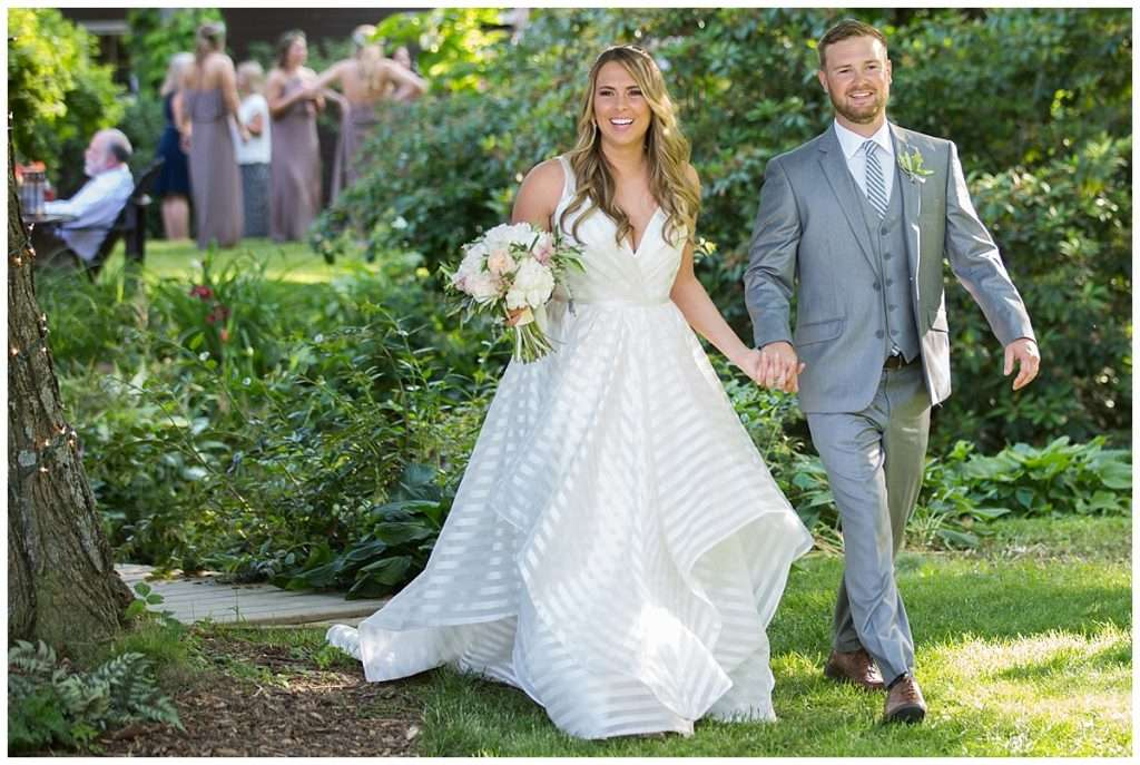 Glamorous Backyard Wedding in Southern Ohio 116