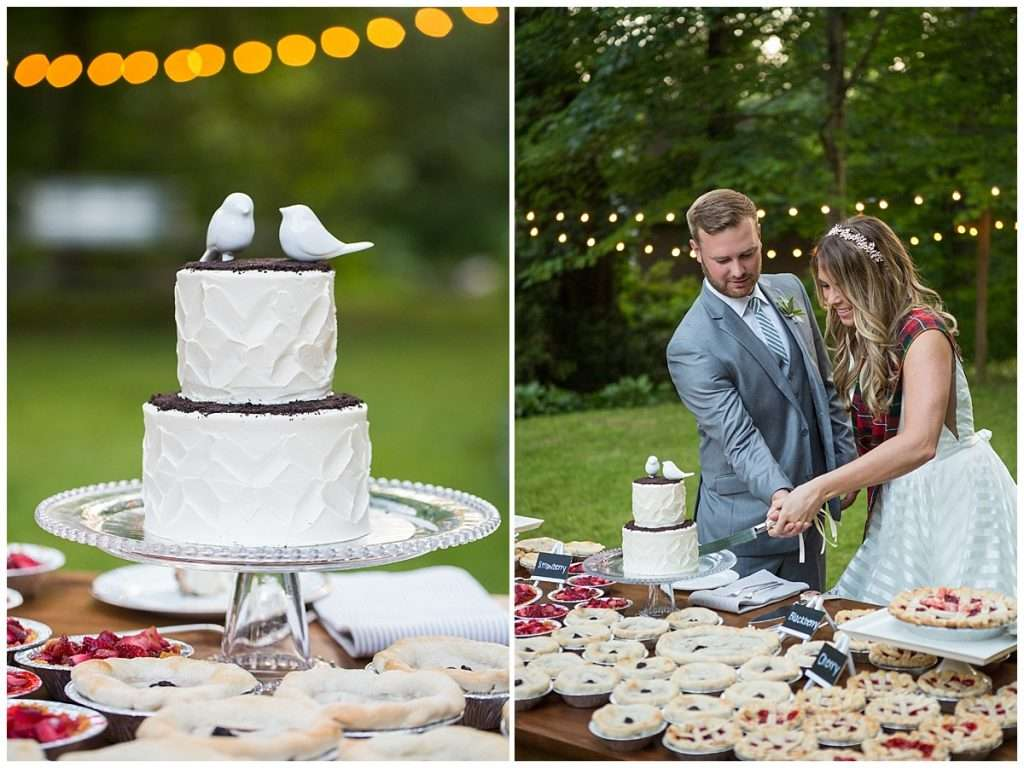 Glamorous Backyard Wedding in Southern Ohio 152