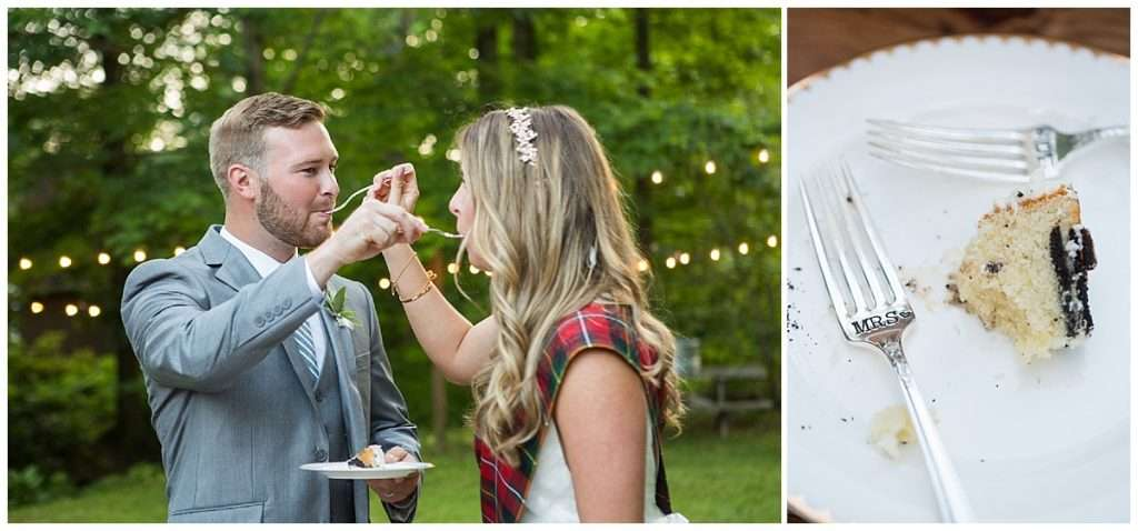 Glamorous Backyard Wedding in Southern Ohio 154