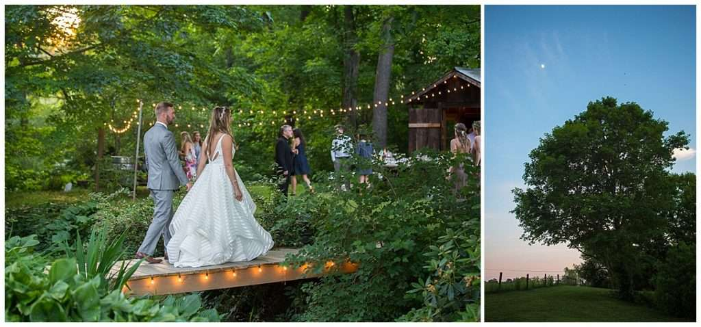 Glamorous Backyard Wedding in Southern Ohio 160