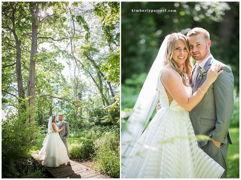 Glamorous Backyard Wedding in Southern Ohio 40