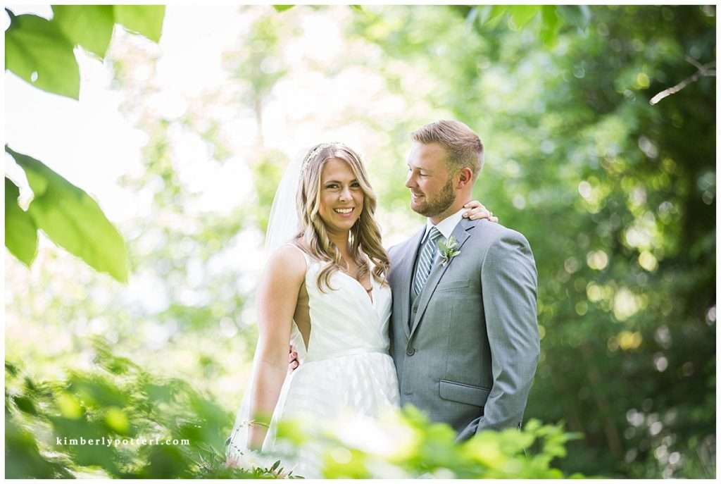 Glamorous Backyard Wedding in Southern Ohio 34