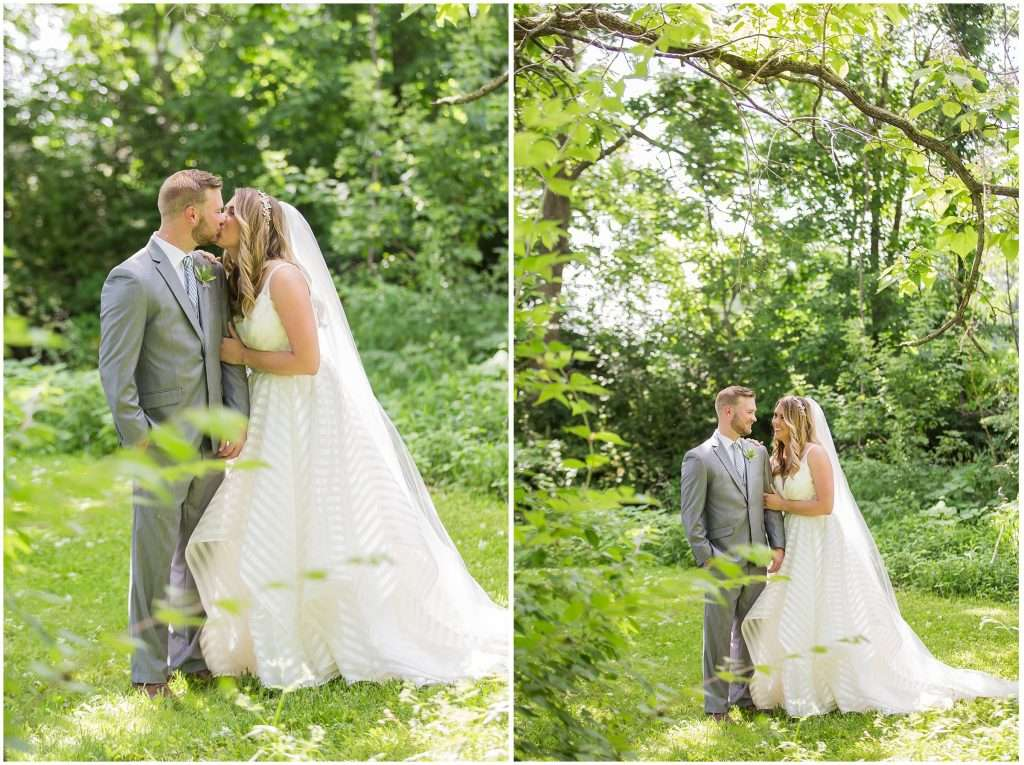 Glamorous Backyard Wedding in Southern Ohio 28