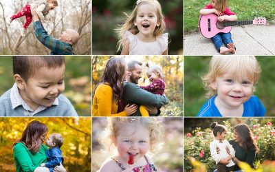 Columbus, Ohio Family Photography | A Year in Review