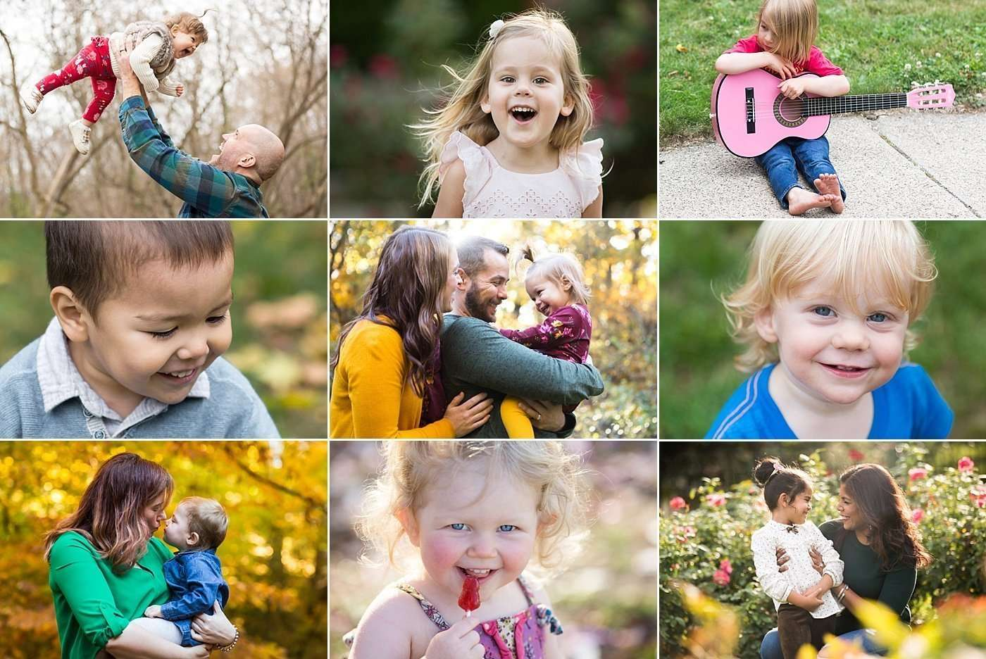 Columbus, Ohio Family Photography | The Best of the Best! 2
