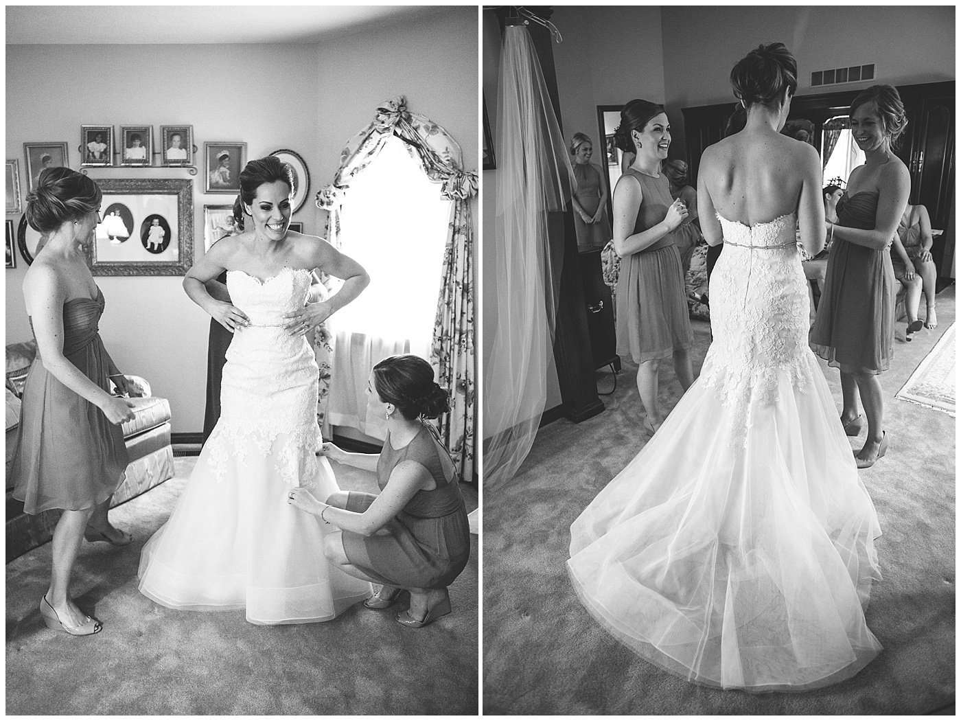 Kim & Lee | A Summer Wedding at Brookside Country Club 8