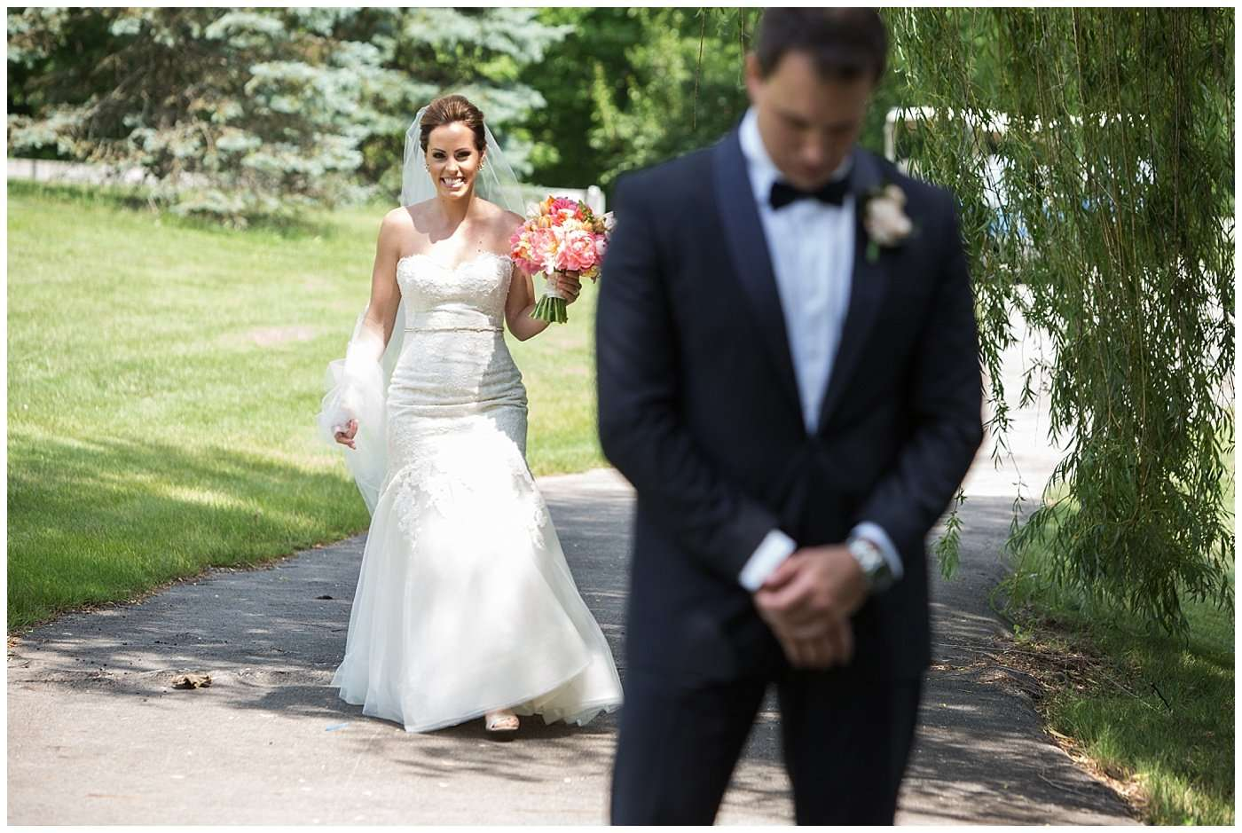 Kim & Lee | A Summer Wedding at Brookside Country Club 38