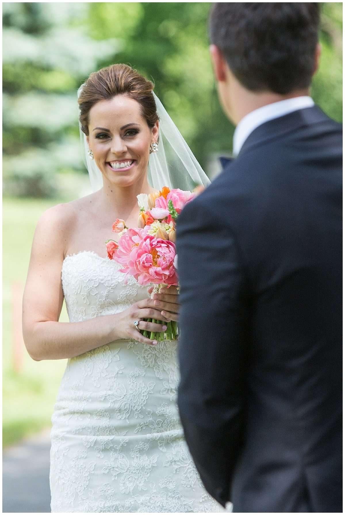 Kim & Lee | A Summer Wedding at Brookside Country Club 40