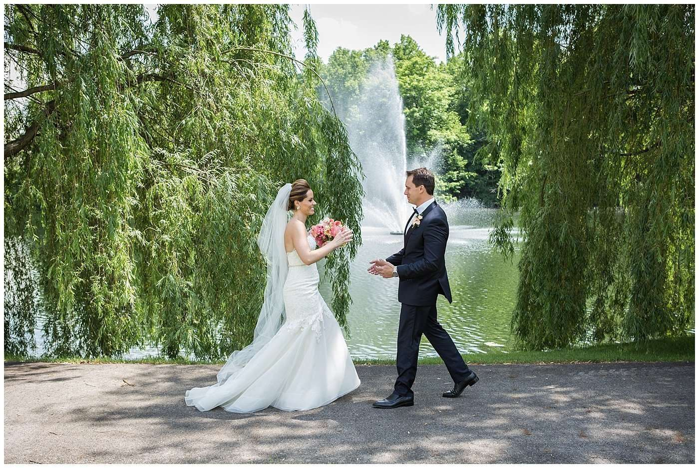 Kim & Lee | A Summer Wedding at Brookside Country Club 44