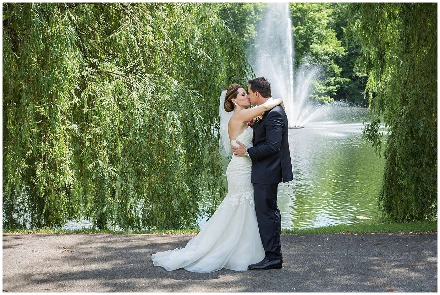 Kim & Lee | A Summer Wedding at Brookside Country Club 50