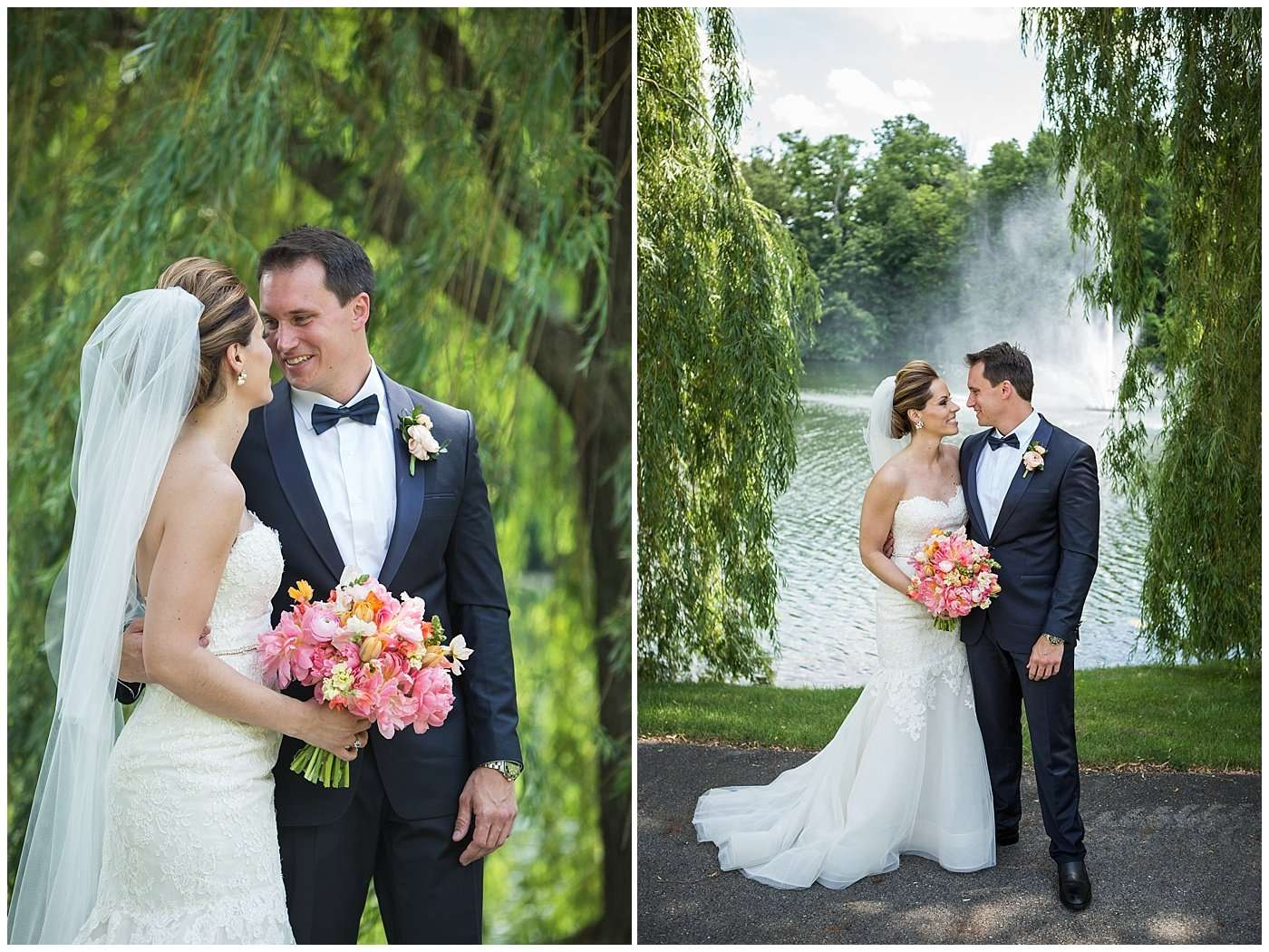 Kim & Lee | A Summer Wedding at Brookside Country Club 54