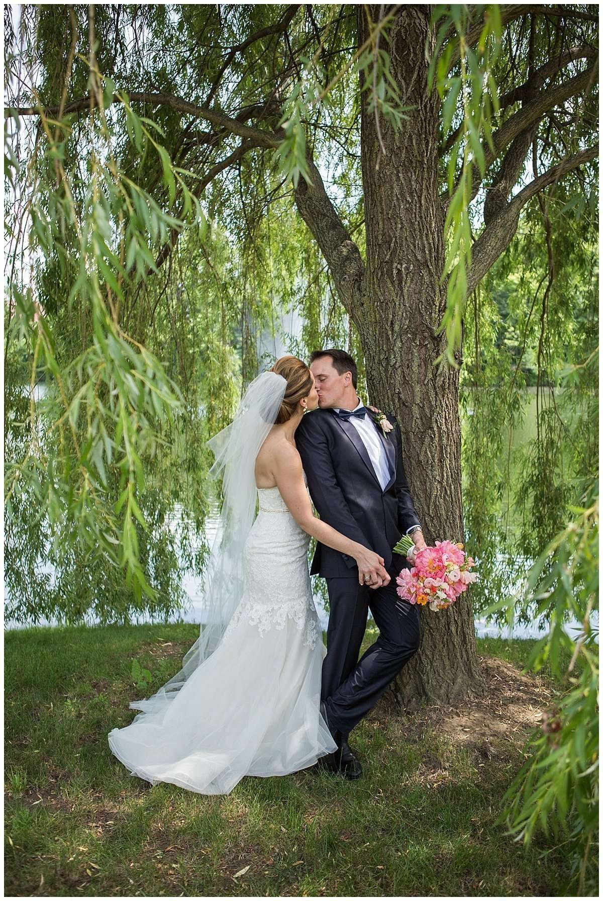 Kim & Lee | A Summer Wedding at Brookside Country Club 60