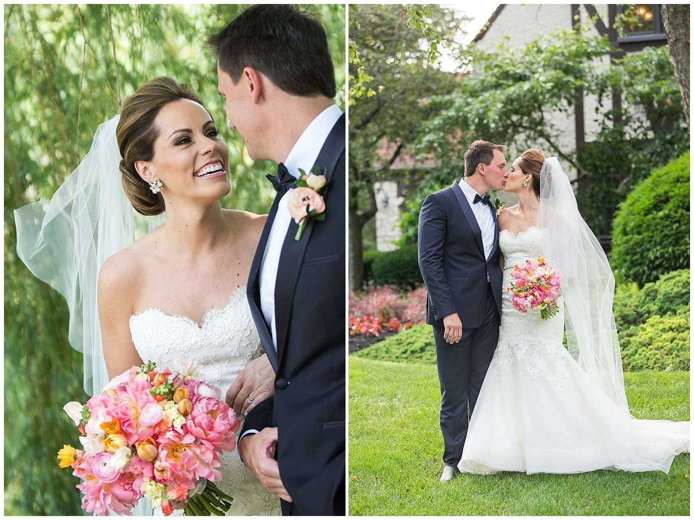 Kim & Lee | A Summer Wedding at Brookside Country Club 72