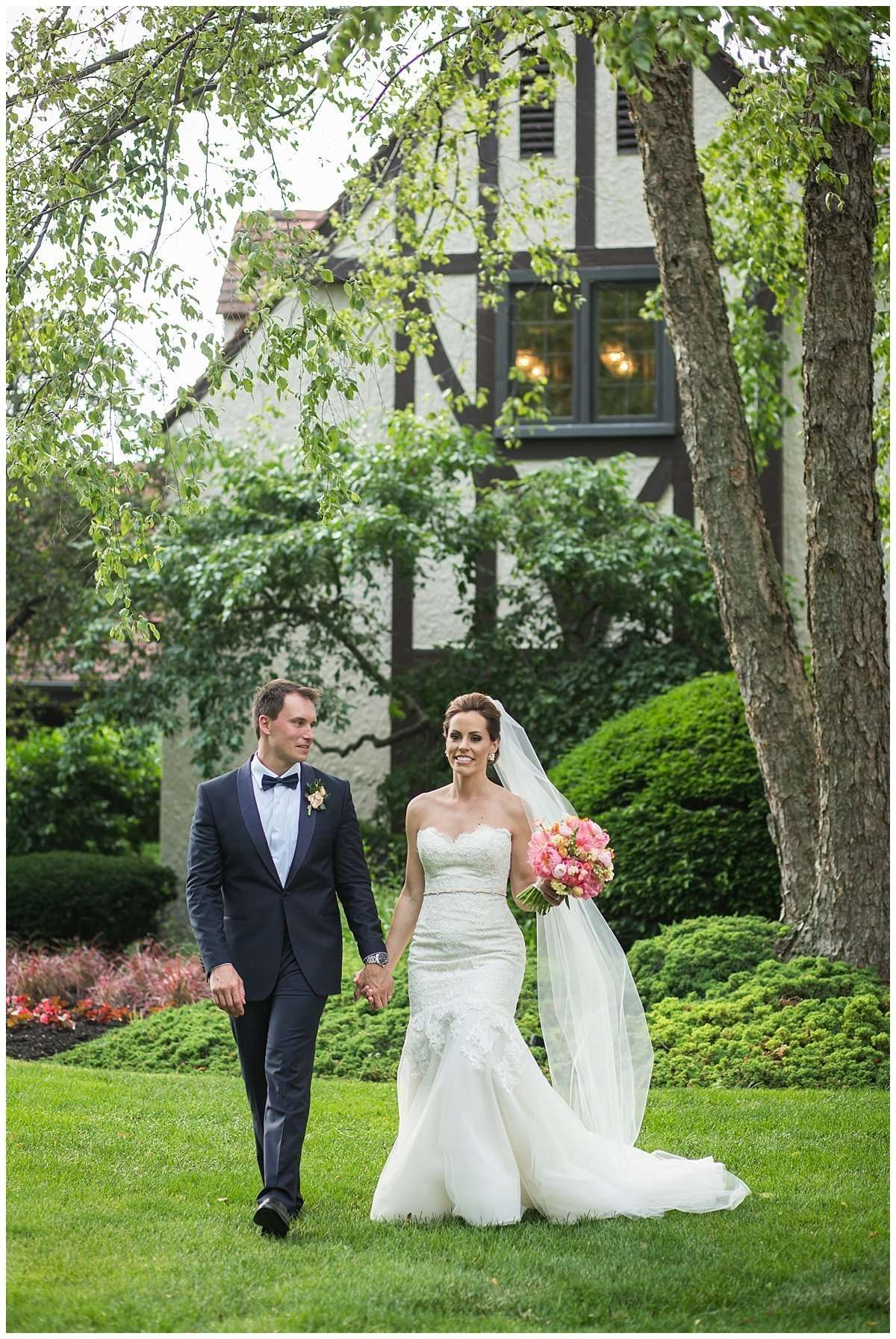 Kim & Lee | A Summer Wedding at Brookside Country Club 74