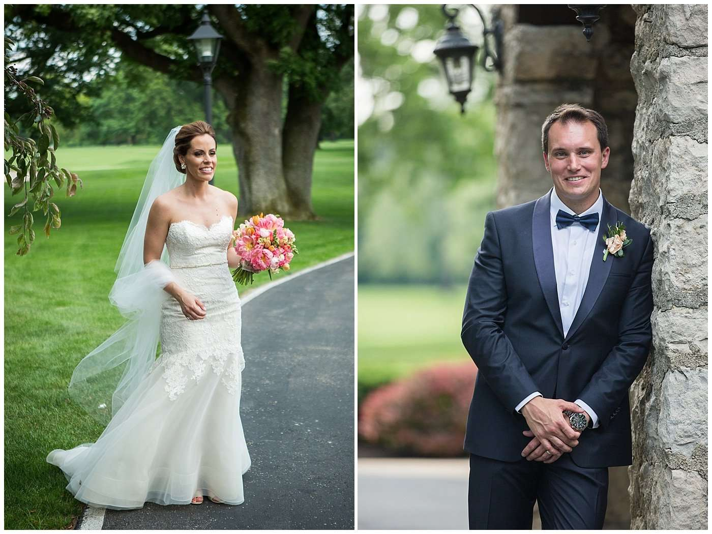 Kim & Lee | A Summer Wedding at Brookside Country Club 90