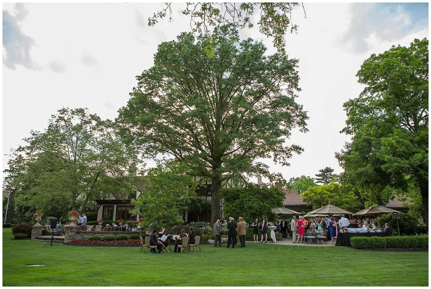 Kim & Lee | A Summer Wedding at Brookside Country Club 98