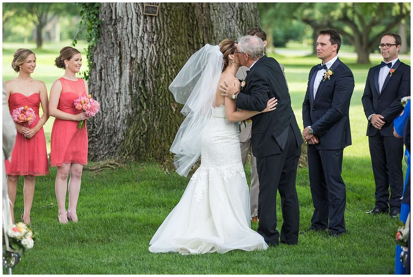 Kim & Lee | A Summer Wedding at Brookside Country Club 110