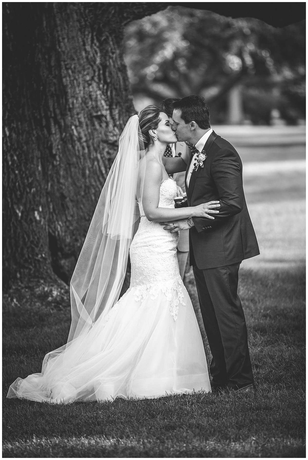 Kim & Lee | A Summer Wedding at Brookside Country Club 130