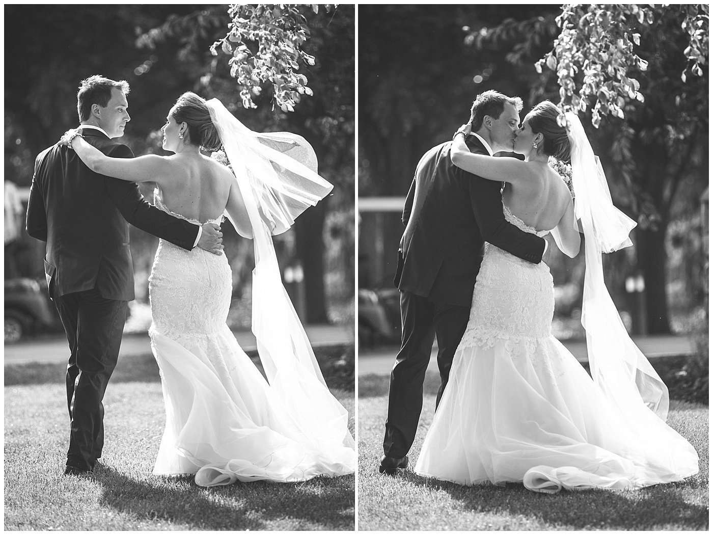 Kim & Lee | A Summer Wedding at Brookside Country Club 138