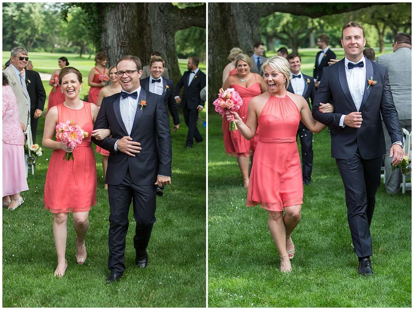 Kim & Lee | A Summer Wedding at Brookside Country Club 140