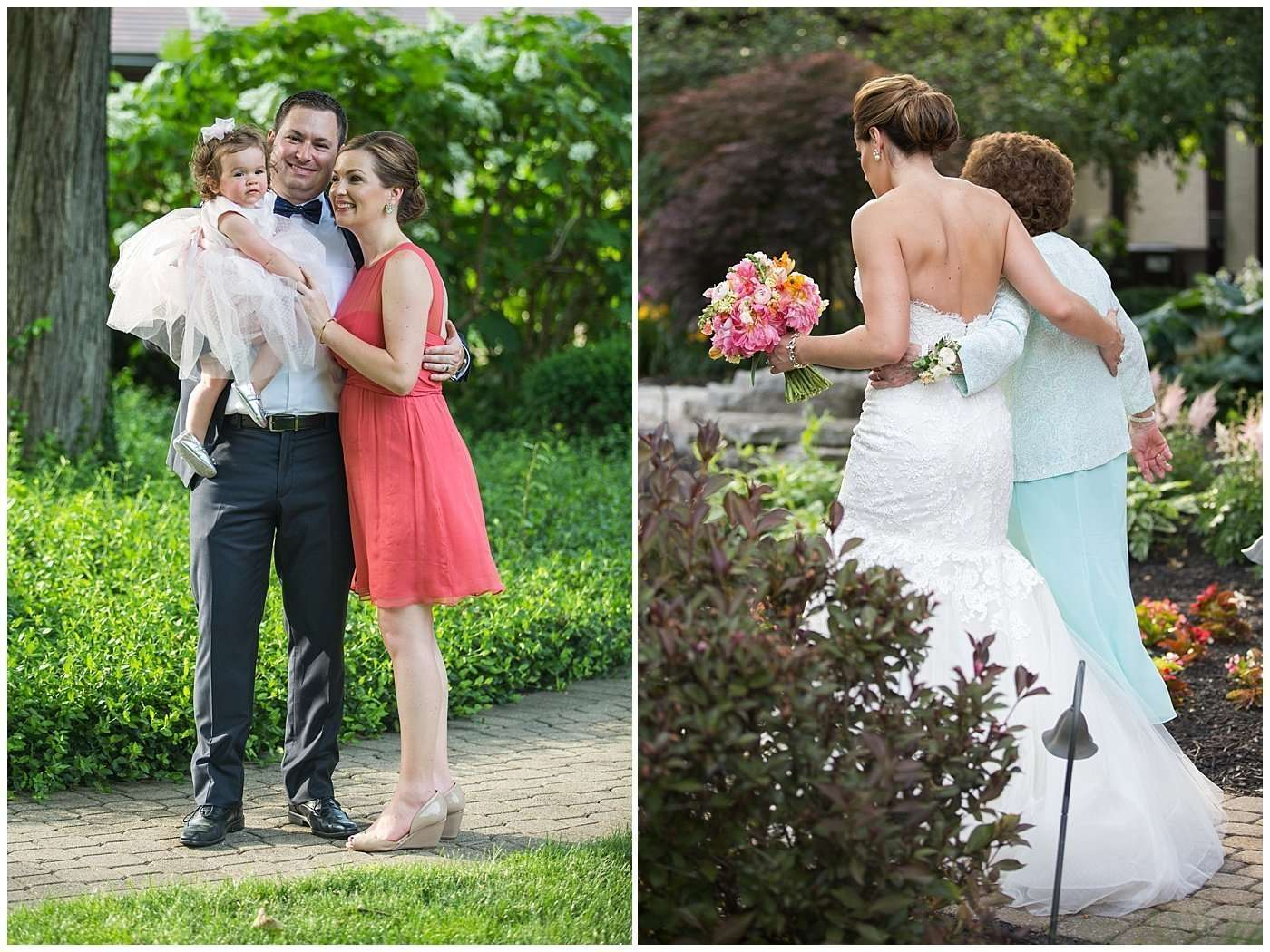 Kim & Lee | A Summer Wedding at Brookside Country Club 156