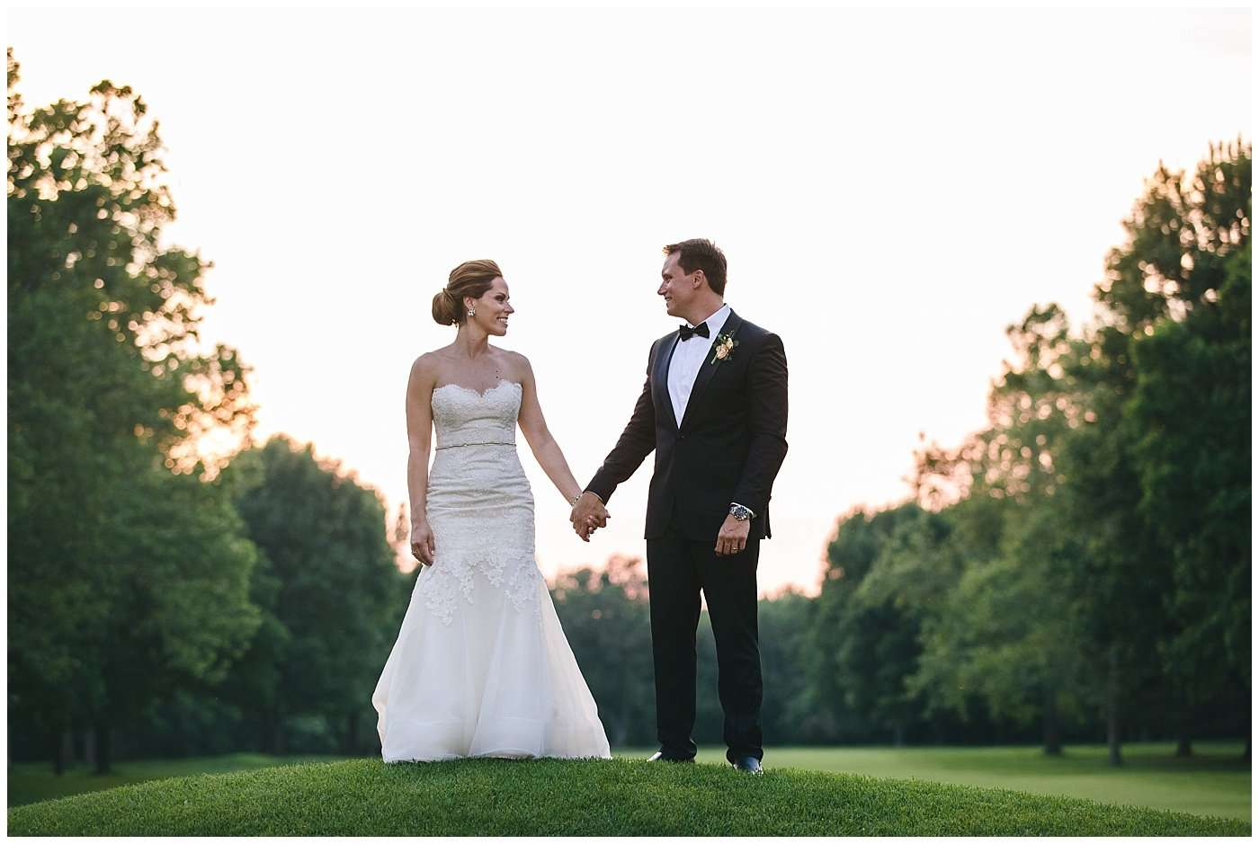 Kim & Lee | A Summer Wedding at Brookside Country Club 170
