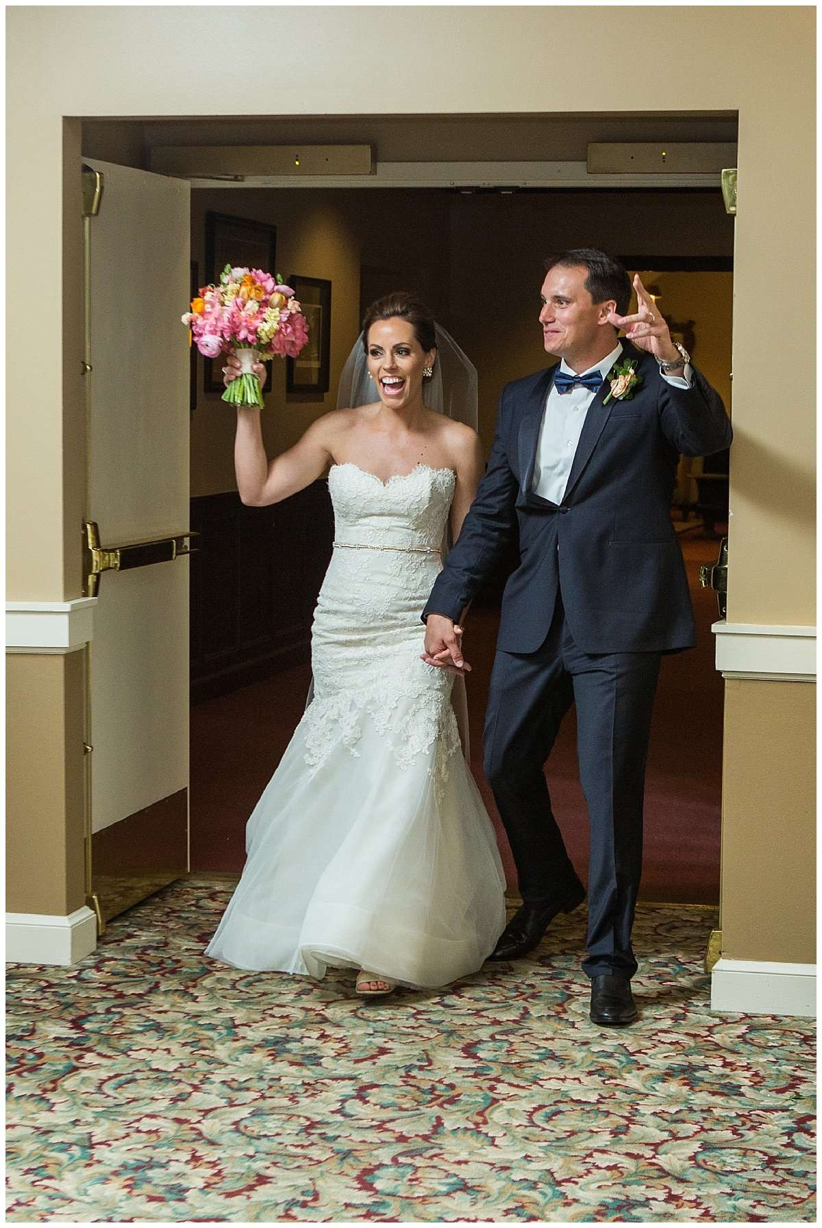 Kim & Lee | A Summer Wedding at Brookside Country Club 172