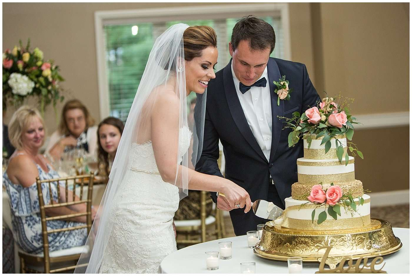 Kim & Lee | A Summer Wedding at Brookside Country Club 180