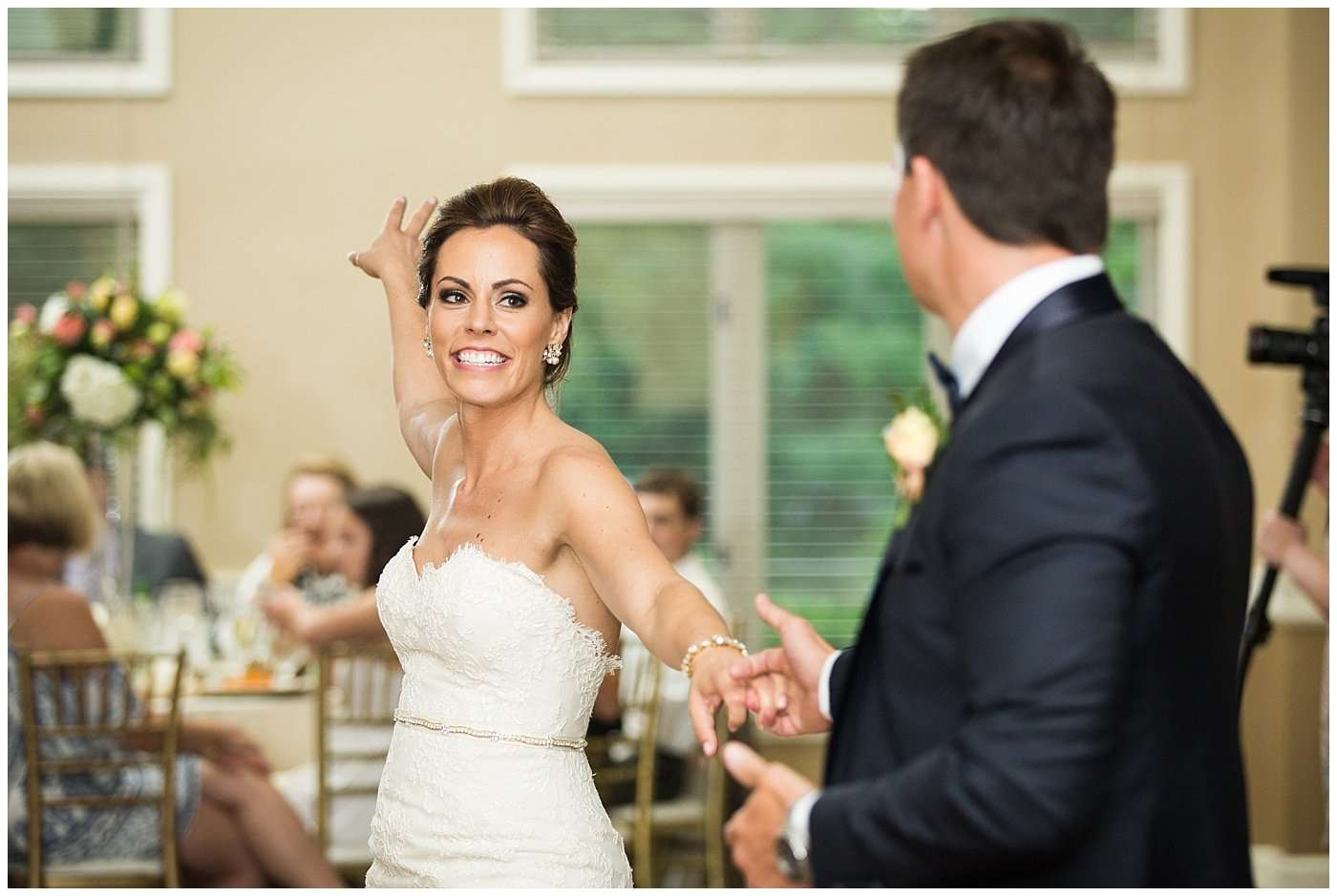 Kim & Lee | A Summer Wedding at Brookside Country Club 184