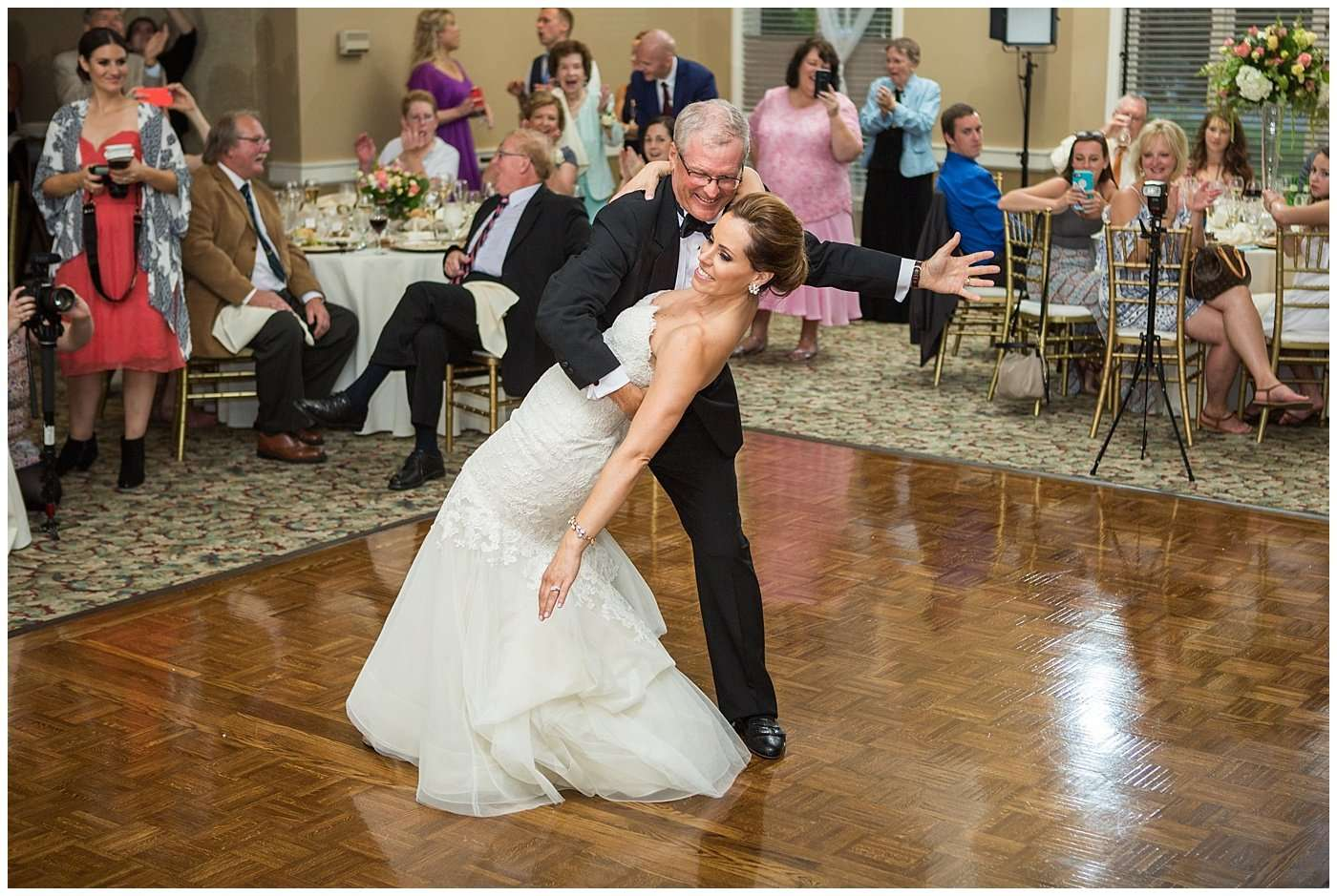 Kim & Lee | A Summer Wedding at Brookside Country Club 190