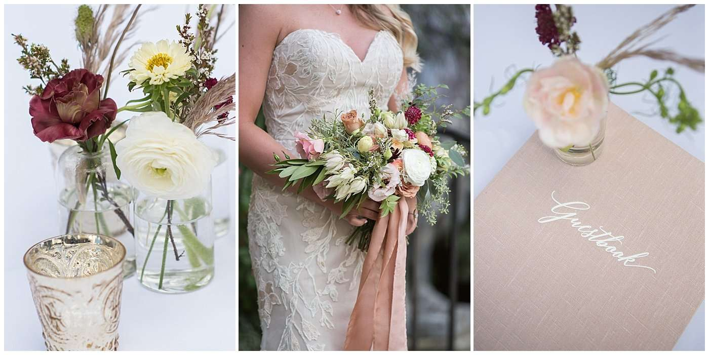 Garden Inspired Wedding at Kingwood Center 42