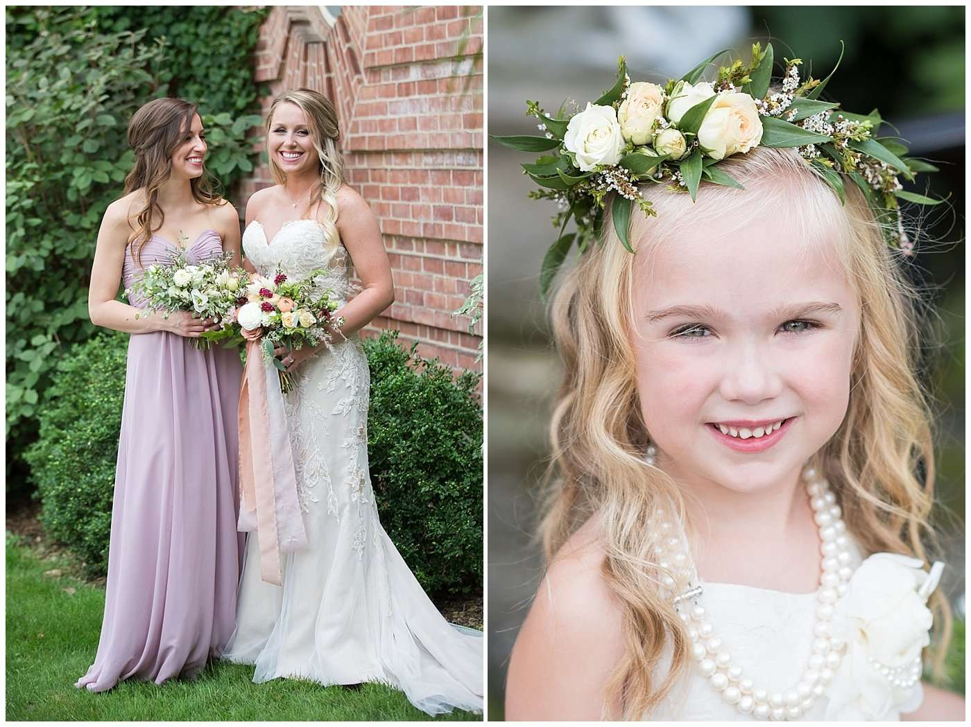 Garden Inspired Wedding at Kingwood Center 44