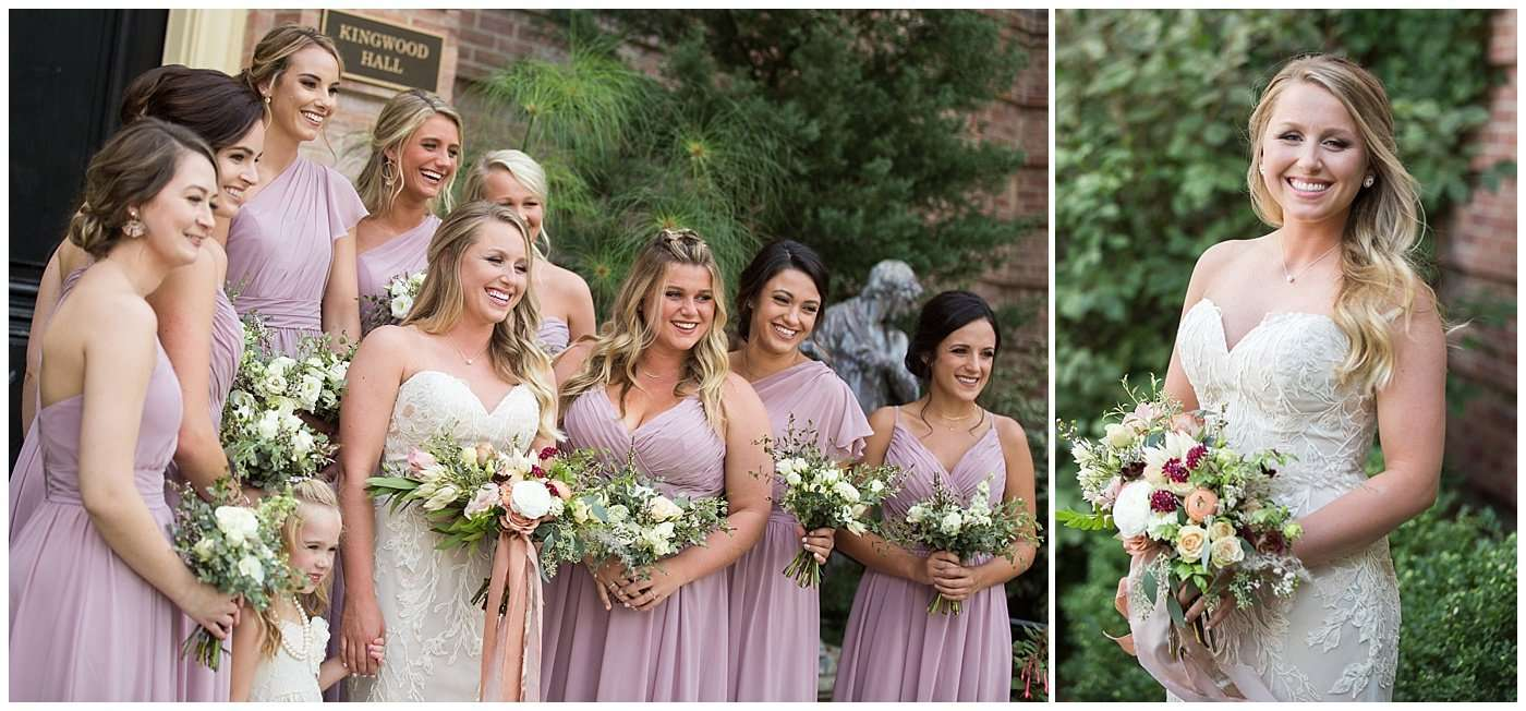 Garden Inspired Wedding at Kingwood Center 46