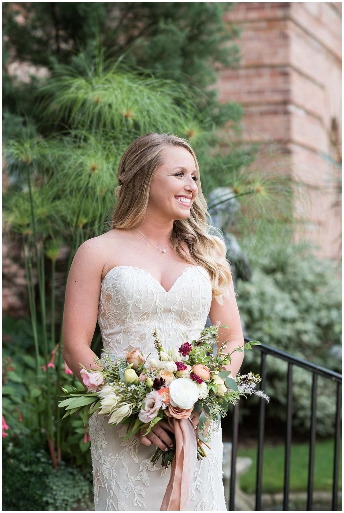 Garden Inspired Wedding at Kingwood Center 48