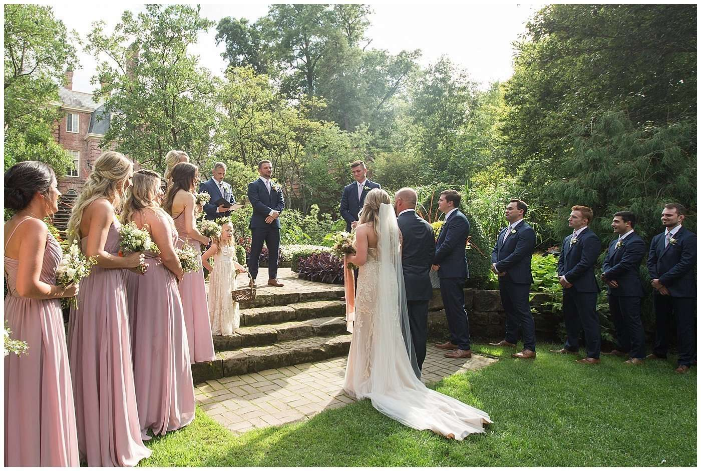 Jake & Abbie | A Swoon-Worthy Wedding at Breathtaking Garden Estate 102
