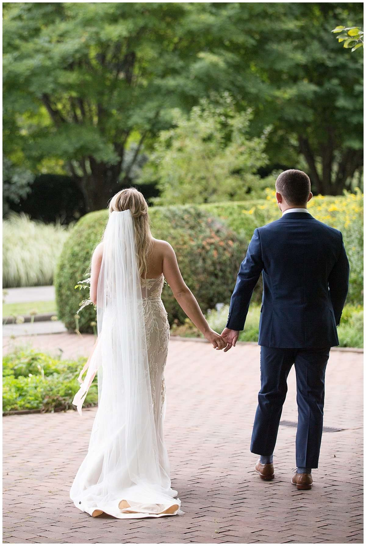 Garden Inspired Wedding at Kingwood Center 130