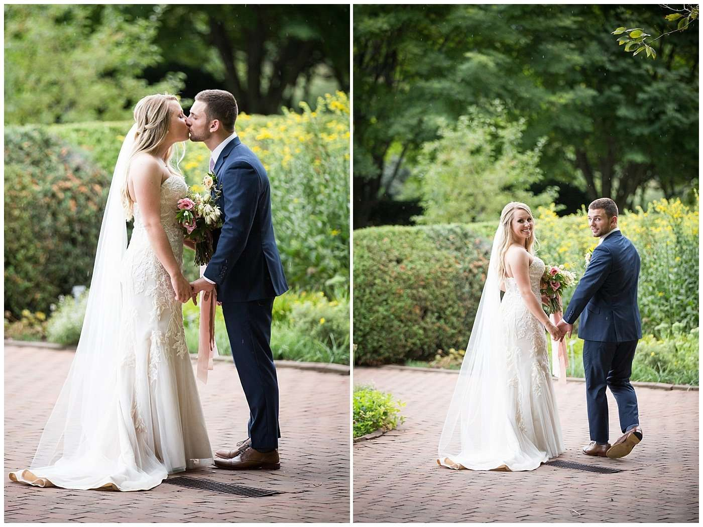 Garden Inspired Wedding at Kingwood Center 132