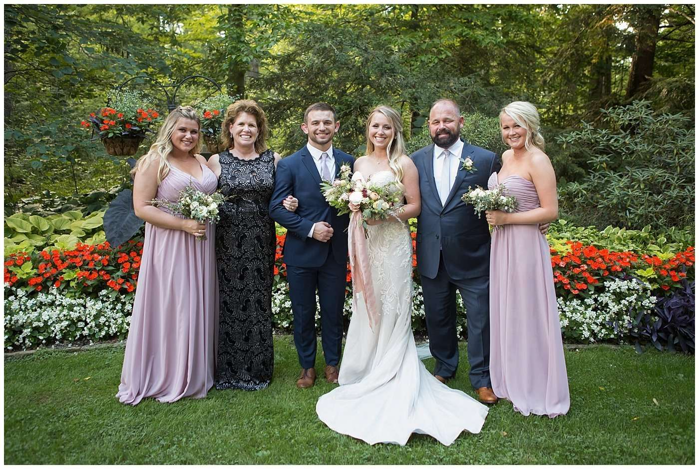 Garden Inspired Wedding at Kingwood Center 136