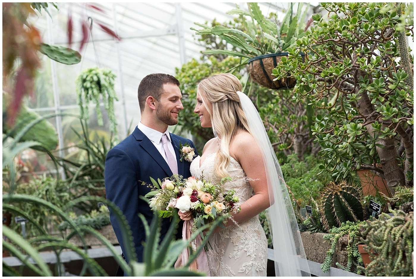 Garden Inspired Wedding at Kingwood Center 148