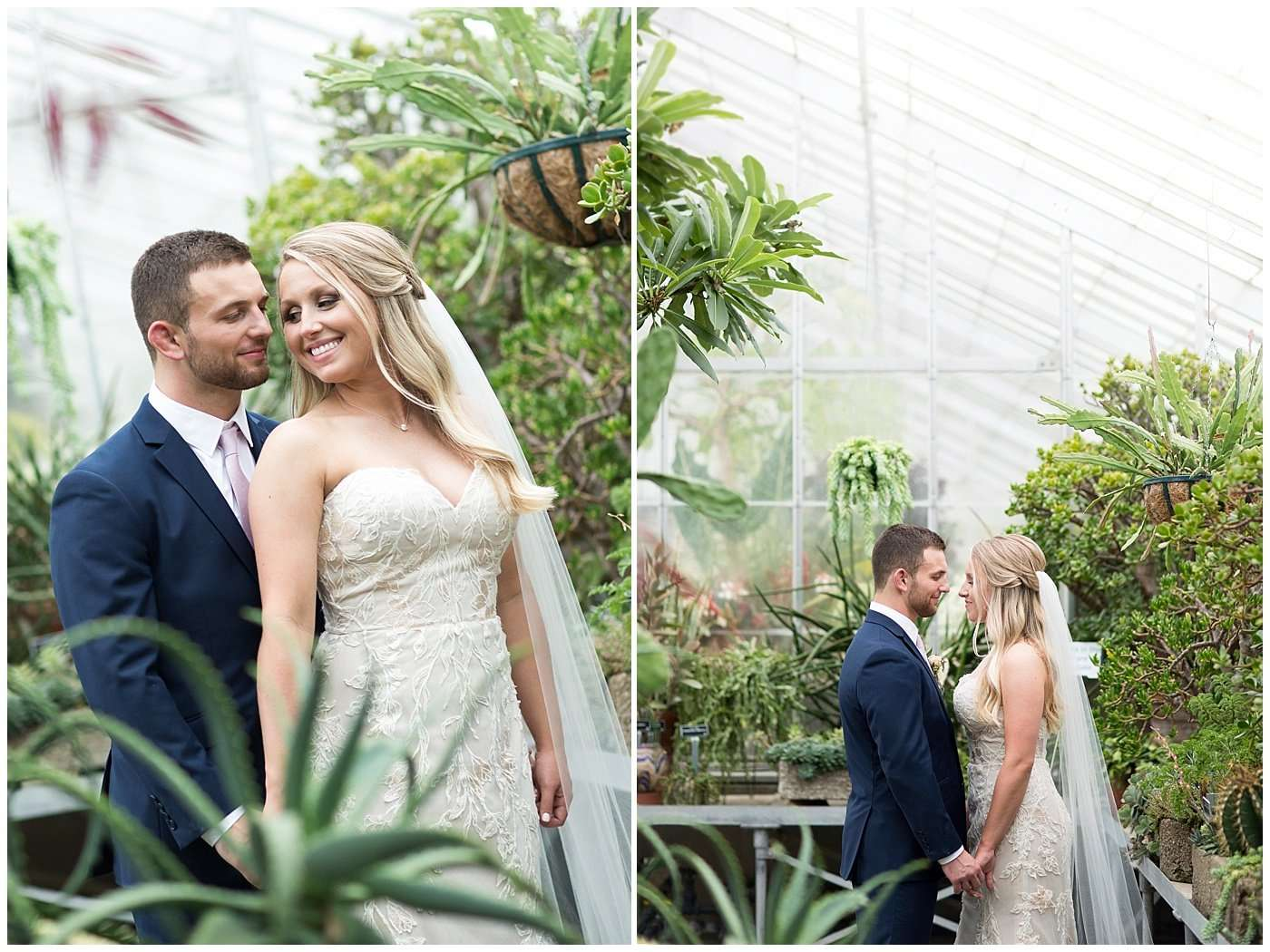 Jake & Abbie | A Swoon-Worthy Wedding at Breathtaking Garden Estate 152