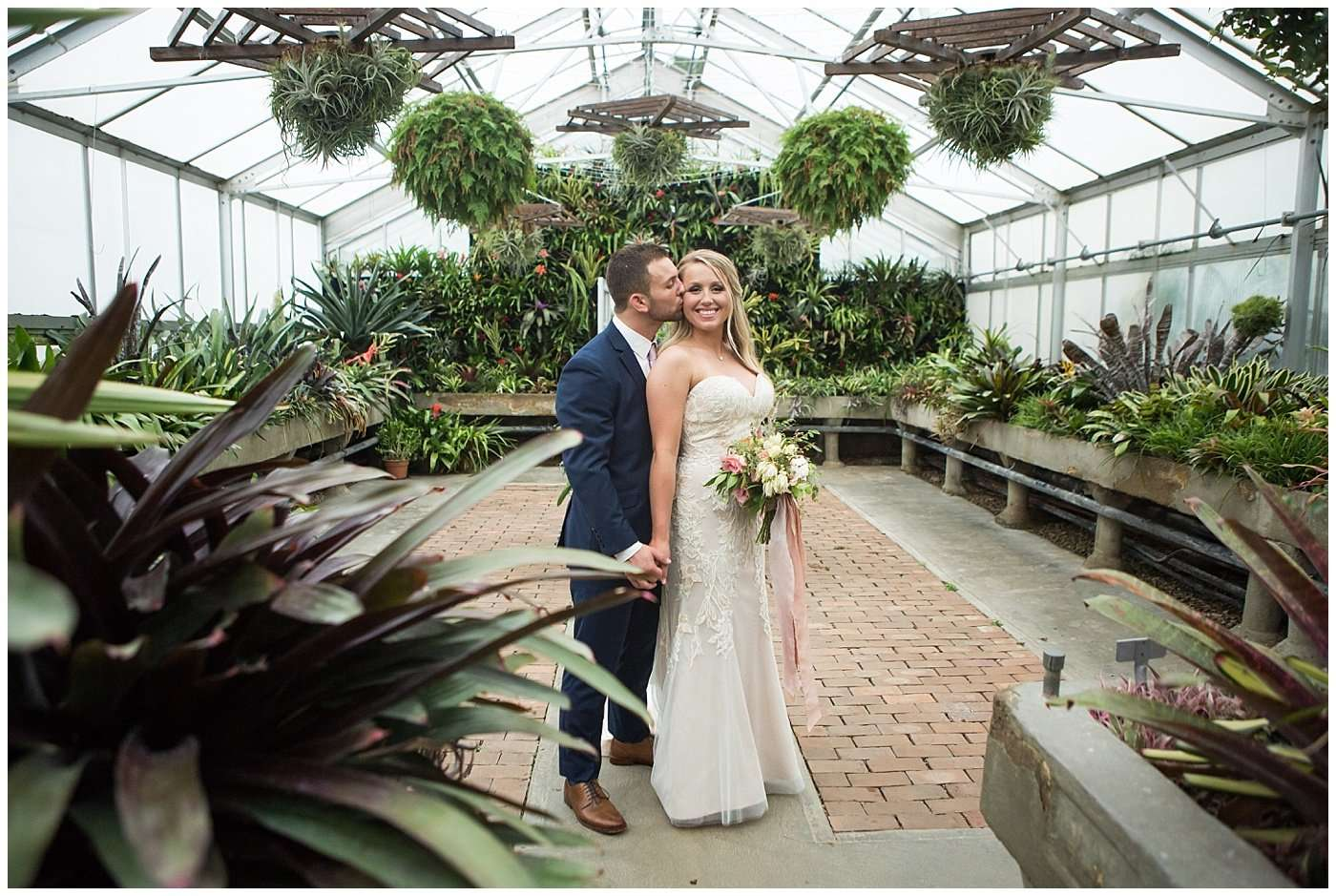 Garden Inspired Wedding at Kingwood Center 154